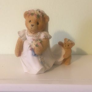 "Cherished Teddies ""Beautiful And Bearly Blushing"""